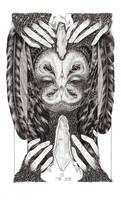 II The Seer- Illusions Tarot