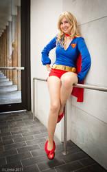Supergirl by TwinklebatCosplay
