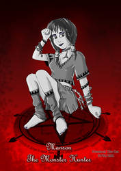 Woman Up - Manson