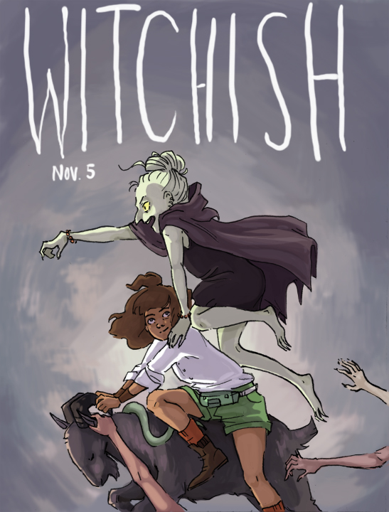 WITCHISH by Jirba