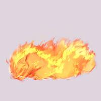 Self-burning