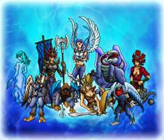 Etherlords II: Olena's Guard