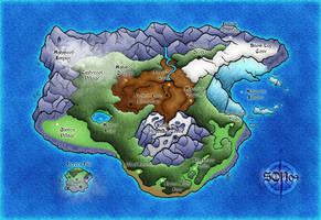 Grand world: Cairbern by pendragon55