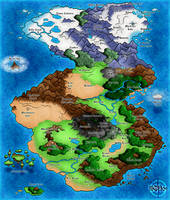 Grand world: Roan by pendragon55