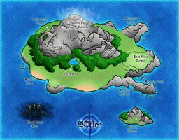 Grand world: Silver island by pendragon55