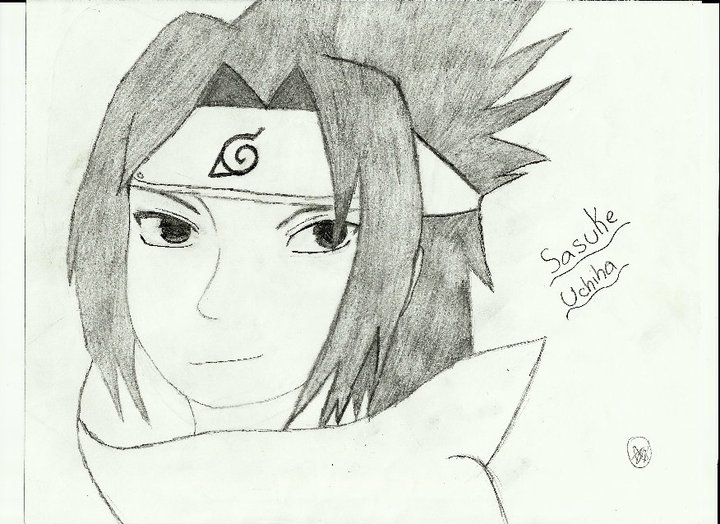 Sasuke by SnowFallAtTwilight
