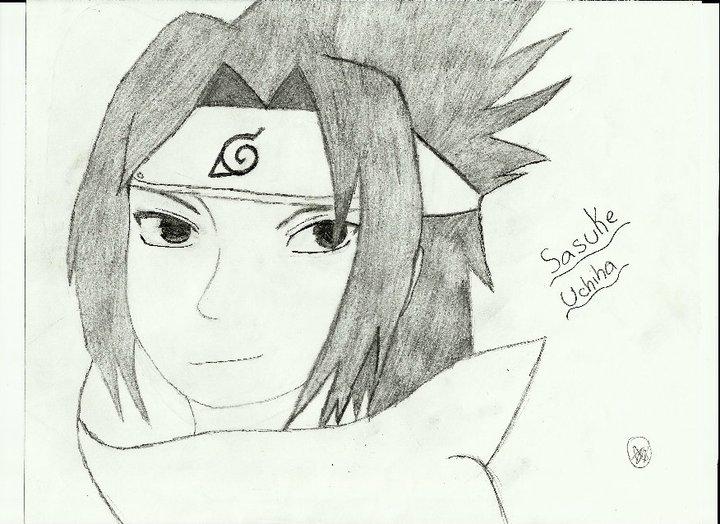 Sasuke by SnowFallAtTwilight