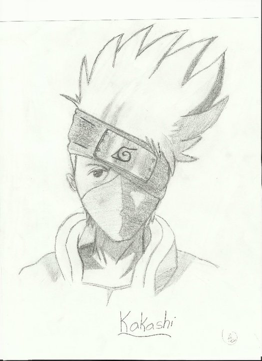 Kakashi Is My Life by SnowFallAtTwilight