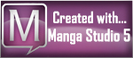Manga Studio 5 Stamp by Koshiha