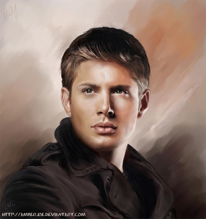Dean Winchester by AmberJoe