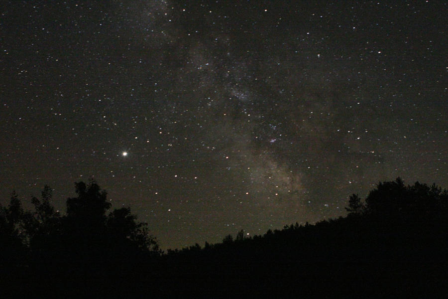 Milky Way Galaxy from A Dark SKY - YouTube
