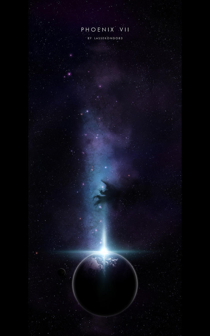 Phoenix VII by lassekongo83