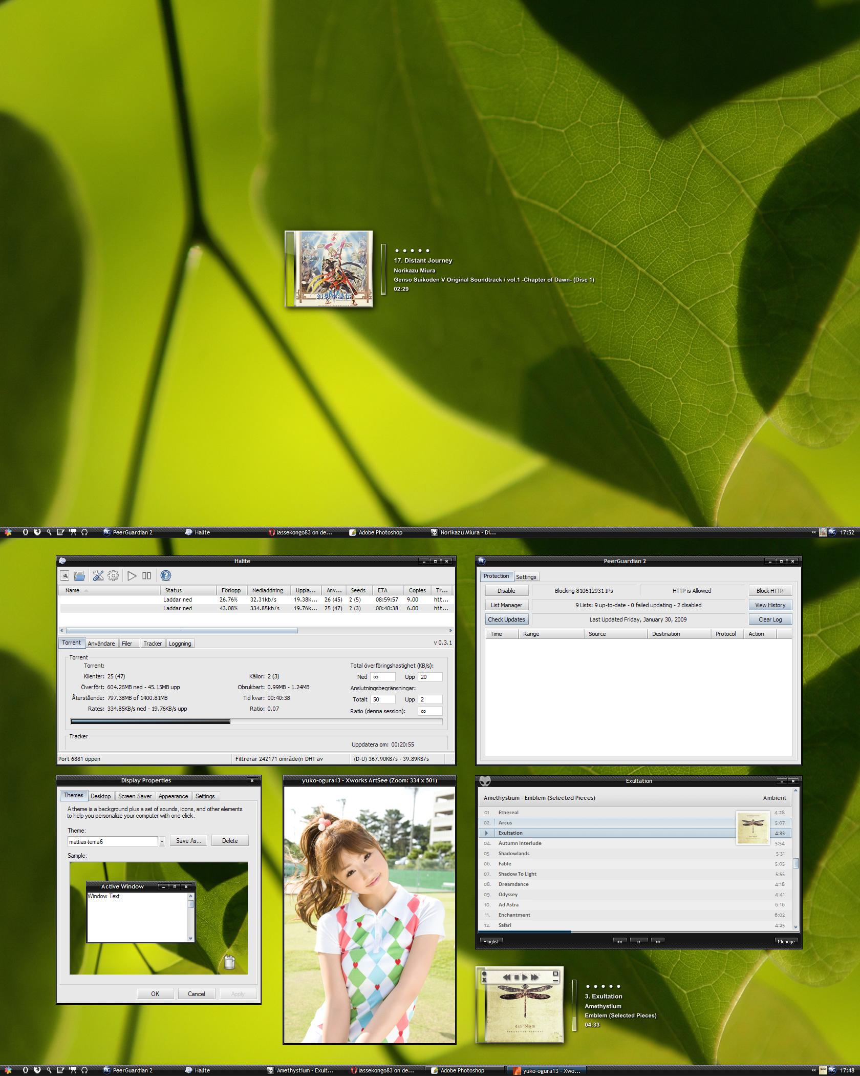 Desktop 2009-01-31 by lassekongo83