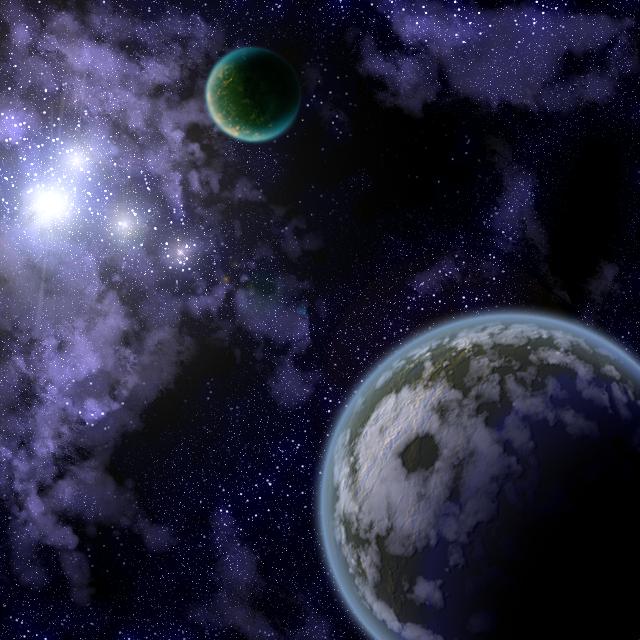 M Class Planet by lassekongo83