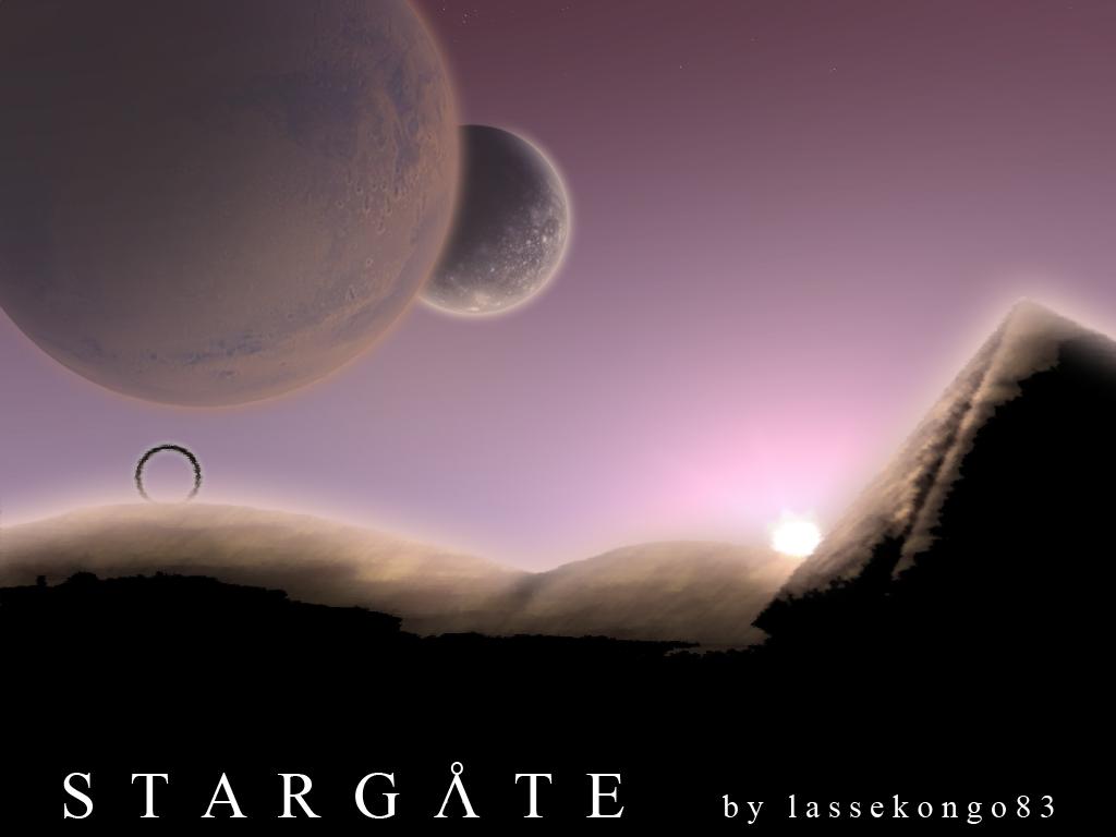 Stargate by lassekongo83