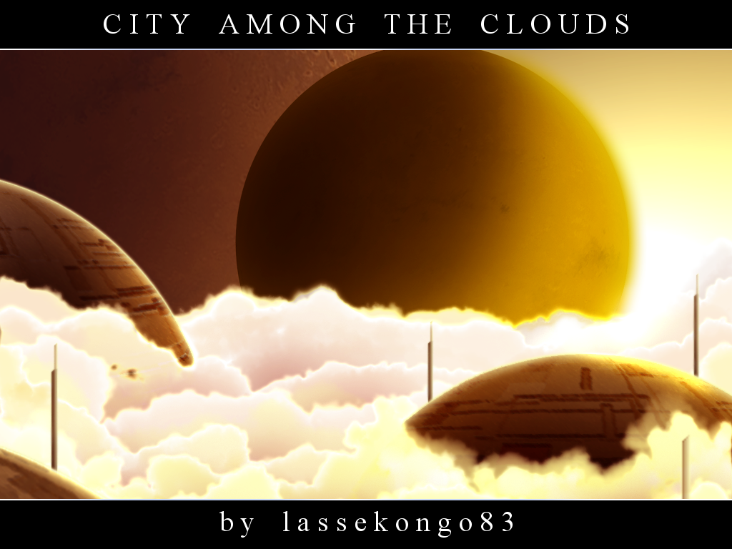 City Among The Clouds 1024x768 by lassekongo83
