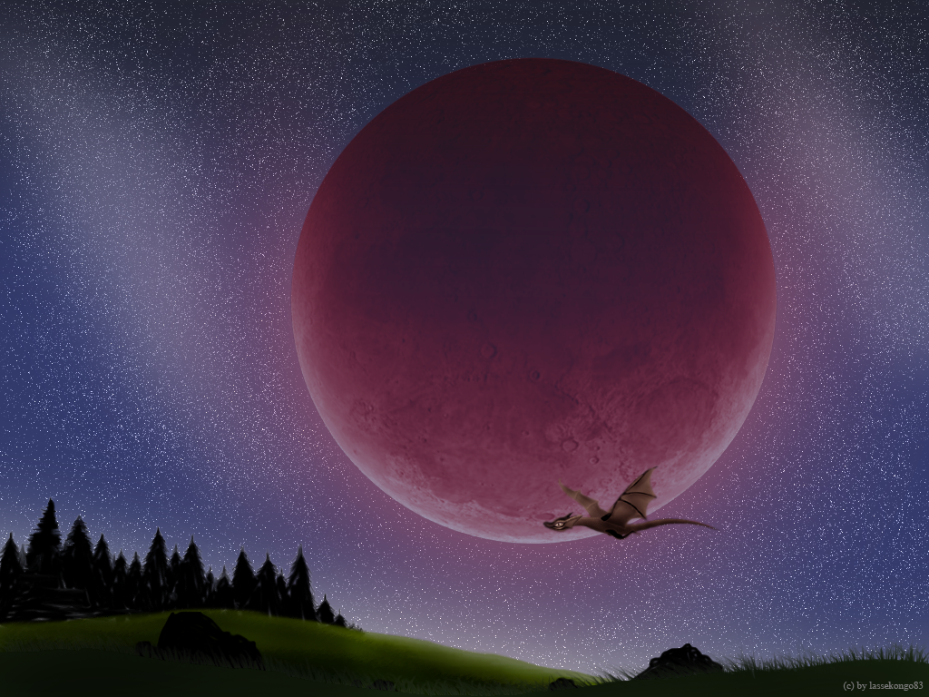 Bloodmoon by lassekongo83