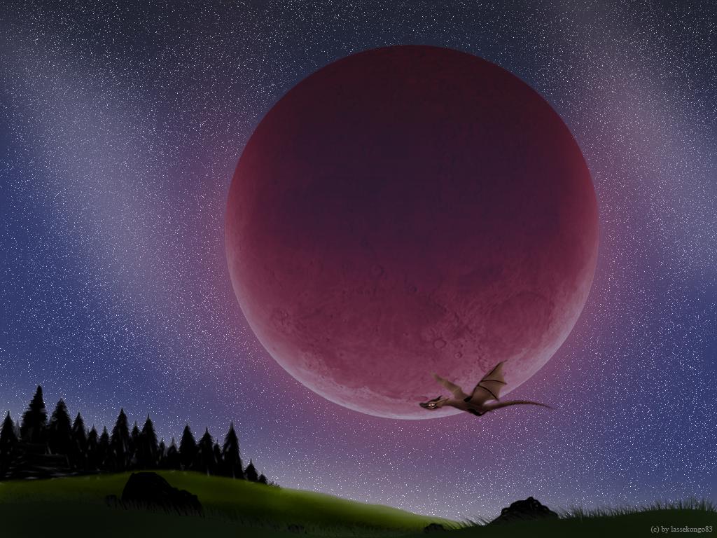 Bloodmoon by lassekongo83