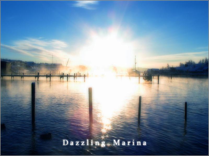 Dazzling Marina by lassekongo83