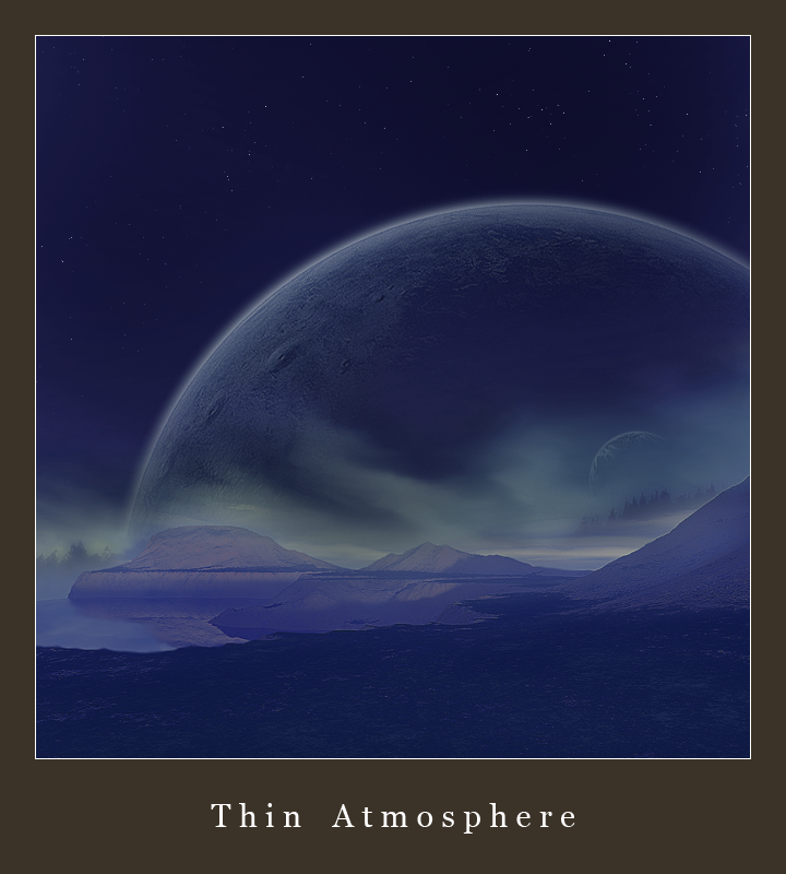 Thin Atmosphere by lassekongo83