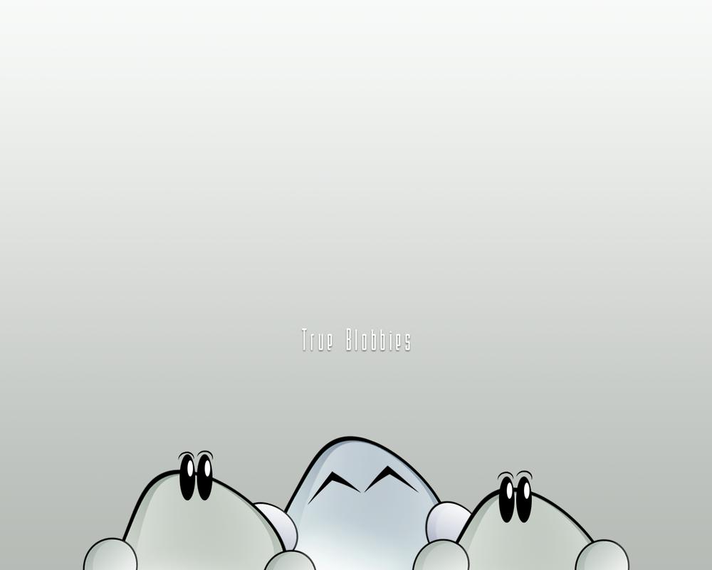 True Blobbies. by lassekongo83