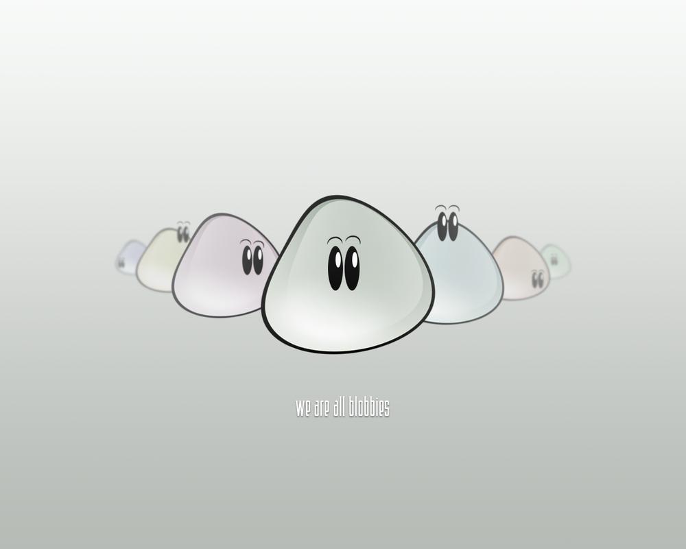 We're all blobbies by lassekongo83