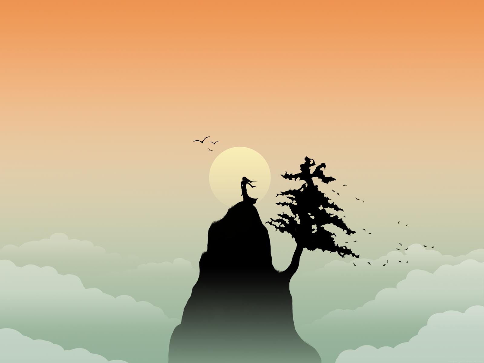 The Wind Sings Of A Journey By Lassekongo83