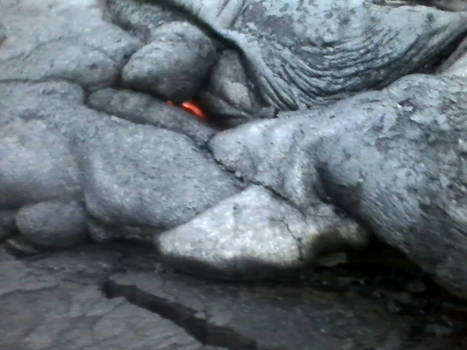 Not-so Cooling Lava