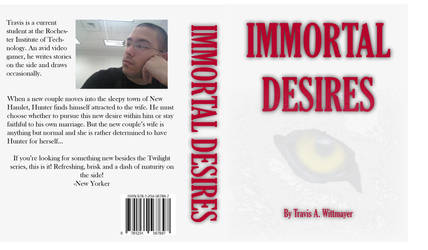 Immortal Desires Cover
