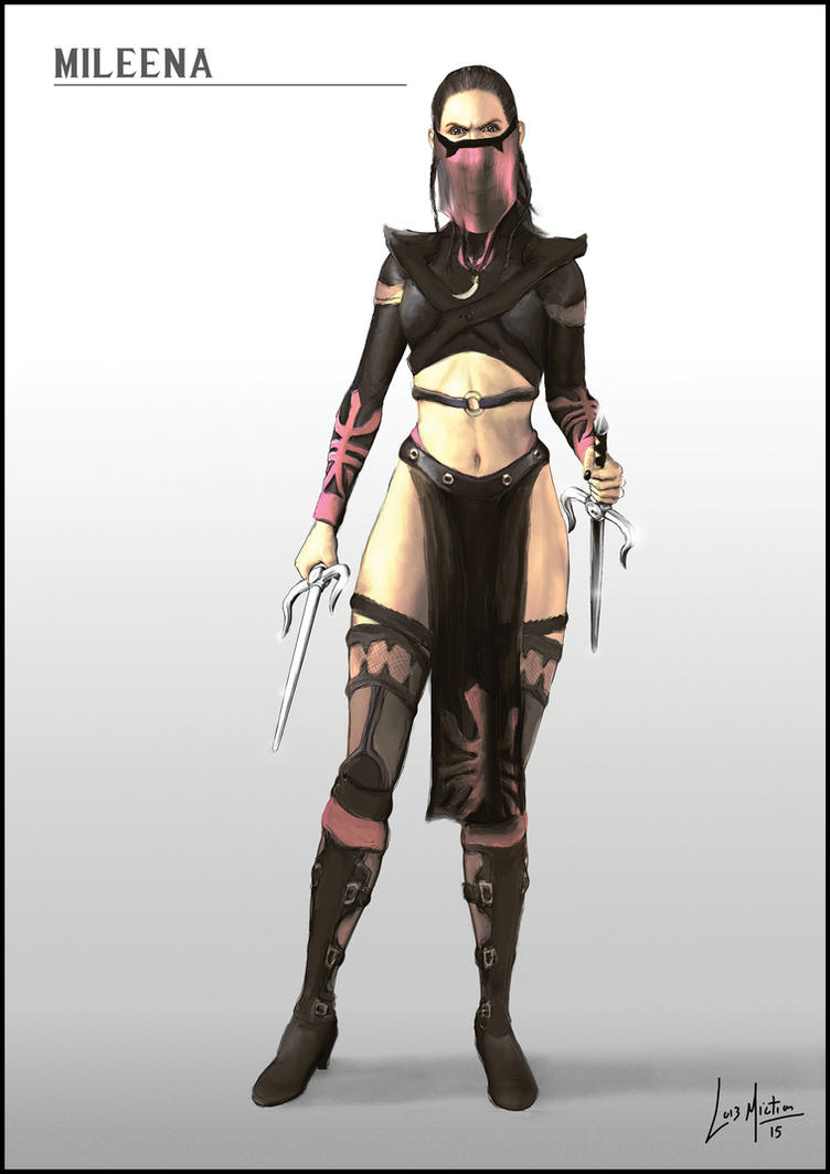 Best Female Character Designs