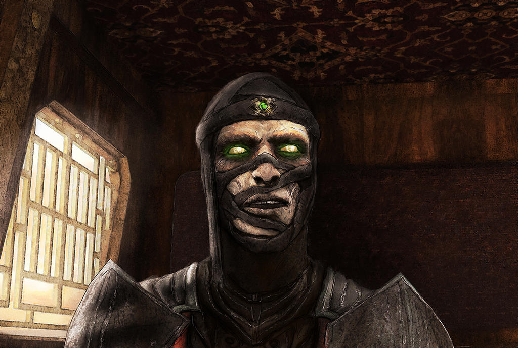 Ermac By LuizMictian On DeviantArt