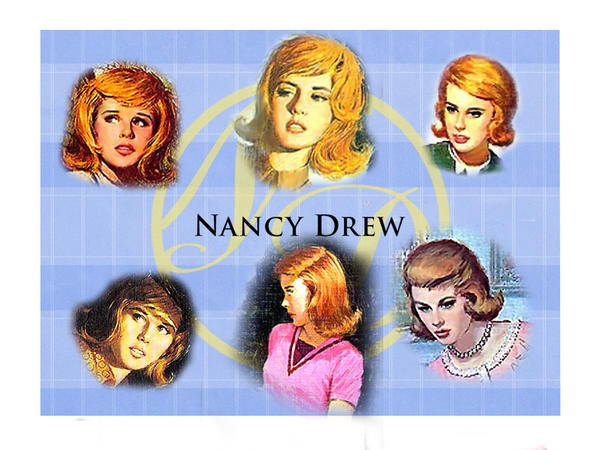 Nancy Drew Wallpaper by ~CorinaArazius on deviantART