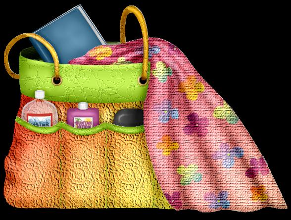 Summer Soft Beach Bag Full by Craftykid on DeviantArt