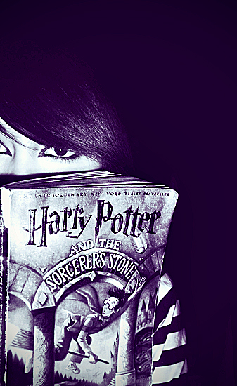 how to read harry potter