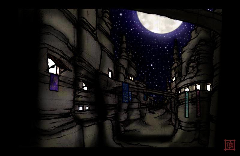 Night Village Remake by DaveFreeMan