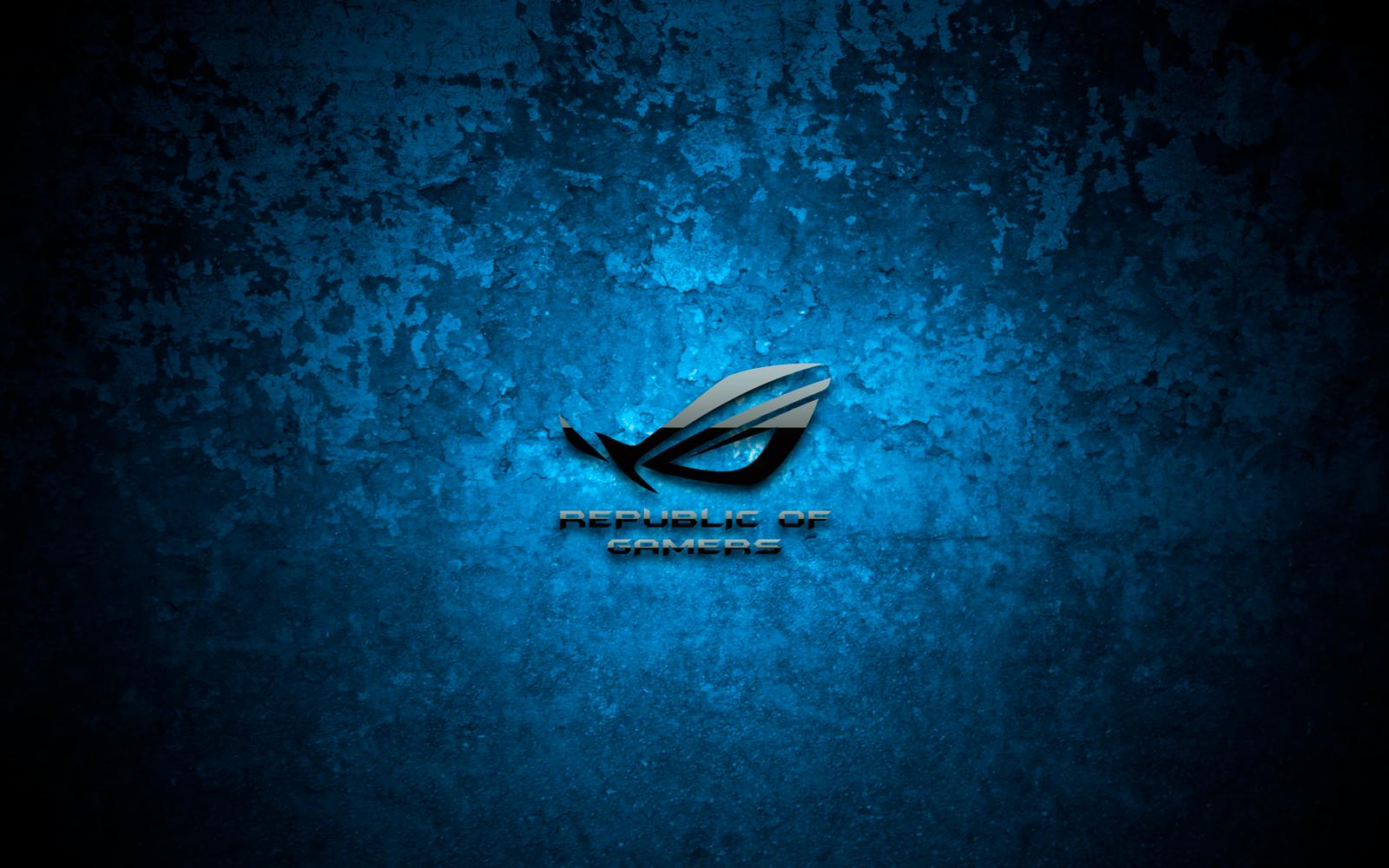 Bio Blue ROG Wallpaper By Bobakazooboy