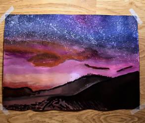 Sunset  by Wildstar-Art