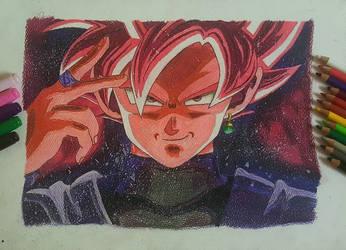 Goku Black by Wildstar-Art