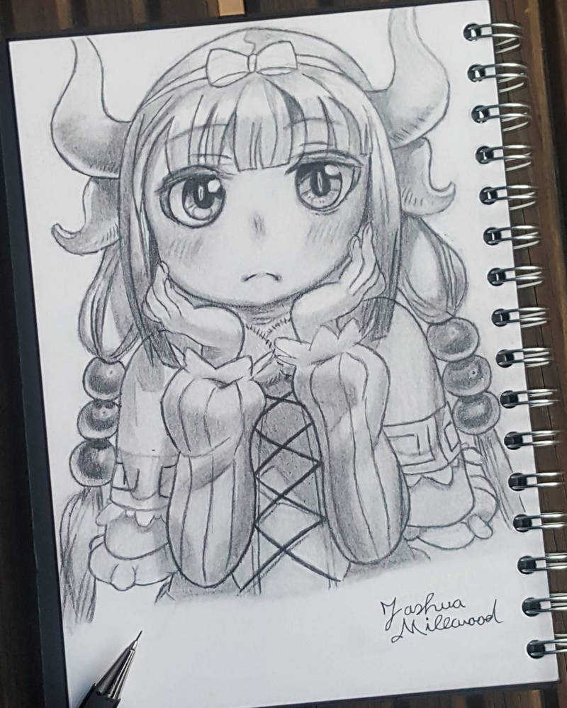 Kanna Kamui  by Wildstar-Art