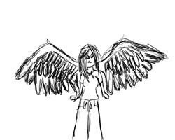 Angel :P by angel-yamasaka