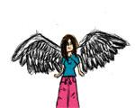 angel- colored :D by angel-yamasaka