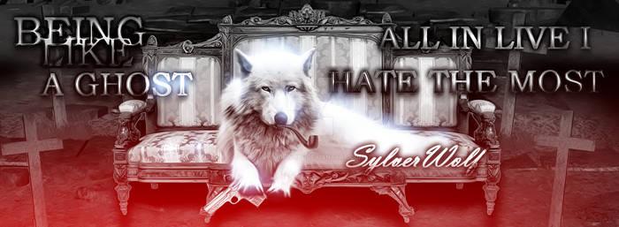 Facebook Wolf Background