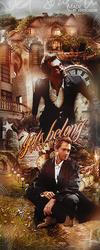 Hugh Dancy by versicolorart