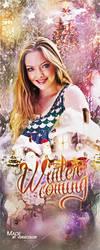 Amanda Seyfried New Year by versicolorart