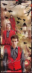 Dylan O'Brien by versicolorart