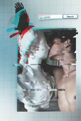 Glitch 1 by versicolorart