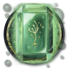 Life emerald by AndreySemenov