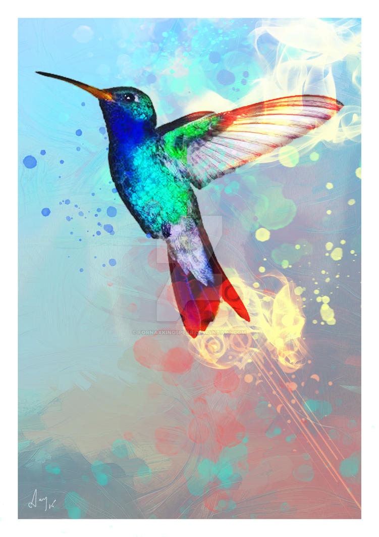 Hummingbird Rising by FayBycroft