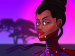 Shuri, Daughter of Wakanda.