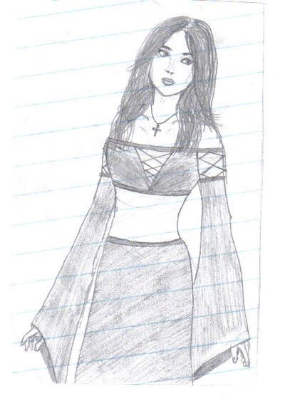 Medieval Princess by dcXDrp973